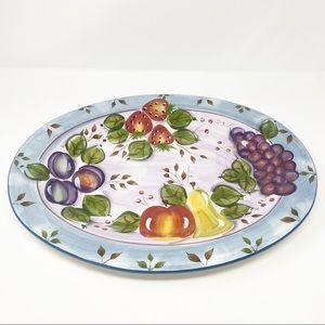 HERITAGE Mint BLACK FOREST FRUITS Tray Platter